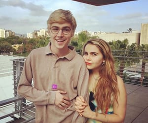 miles heizer and mae whitman image
