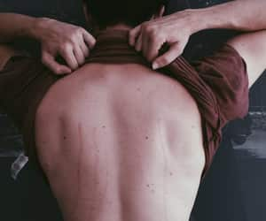 back, sexy, and boy image