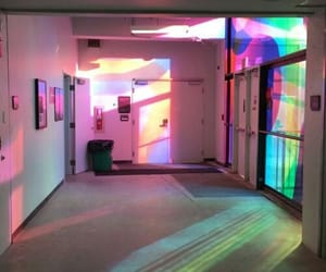 luzes, tumblr, and luzes coloridas image