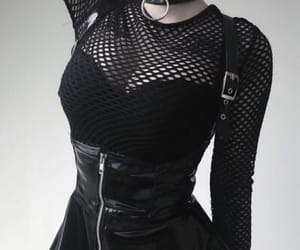 aesthetic, bdsm, and collar image