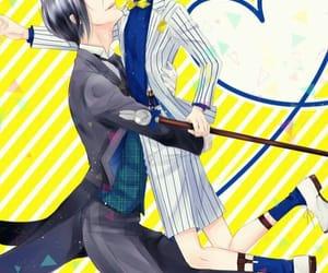 anime, kuroshitsuji, and sebastian image