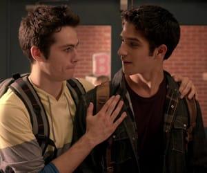 teen wolf, tyler posey, and scott image