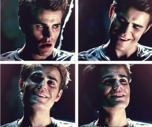 stefan salvatore, paul wesley, and tvd image