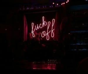 aesthetic, neon, and grunge image