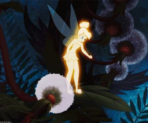 tinkerbell, fairy, and gif image