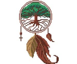 arbre, bois, and Dream image