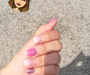lovelovelove, my work, and my nails image