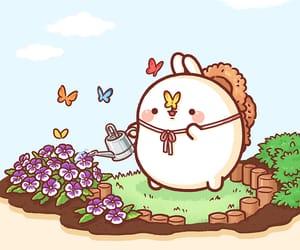 animal, bunny, and wallpaper image