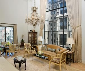apartment, chic, and eclectic image