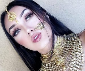 aesthetic, afghan, and beauty image