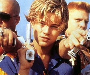 leonardo dicaprio, 90s, and boy image