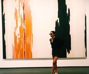 art, art gallery, and artist image