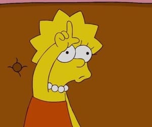 loser, simpsons, and lisa image