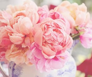 bouquet, decor, and flowers image