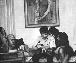 1960s, 1963, and guitar image