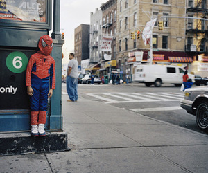 spiderman, kids, and child image