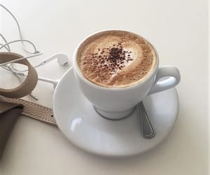 coffee, caffeine, and drink image