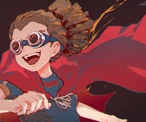 anime, ygo, and inazuma eleven image