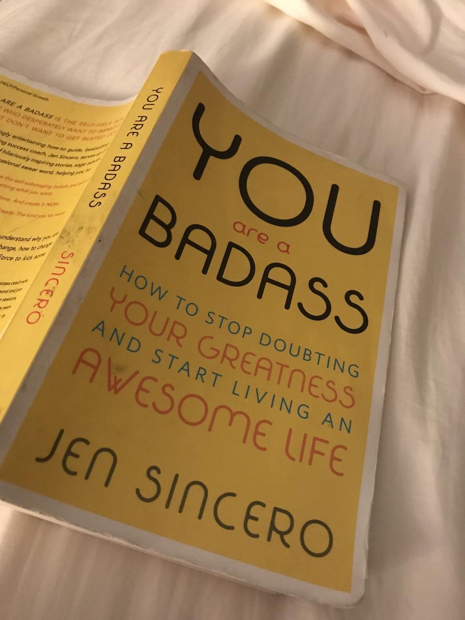 badass, book, and inspiration image