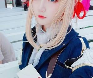 anime, cosplay, and anime cosplay image