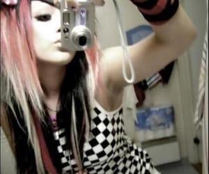 2008, emo, and girls image