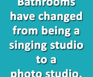 funny, quotes, and photo studio image