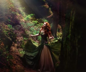 fantasy, forest, and photography image