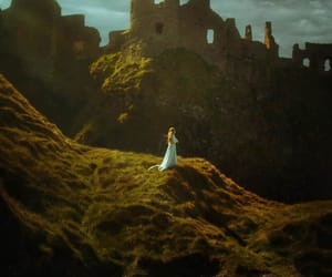 castle, fantasy, and girl image