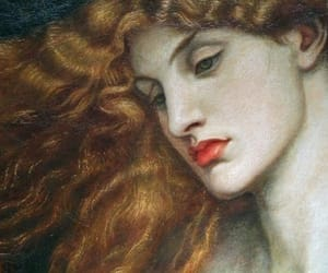 Painter, lady lilith, and gabriel rossetti image