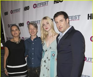 Elle Fanning and John Cameron Mitchell image