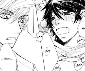 bl, cute, and love image