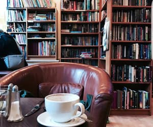 aesthetic, books, and bookshop image