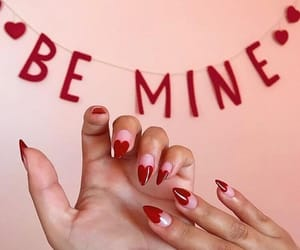 be mine, hands, and pale image