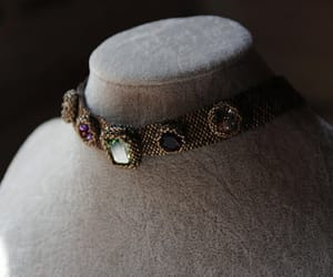baroque, costume jewelry, and etsy image