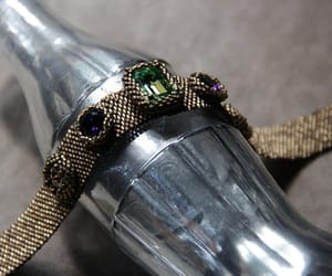 baroque, etsy, and costume jewelry image