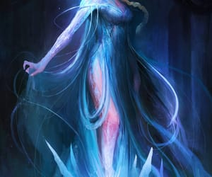 art, elsa, and disney fanart image