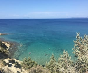 blue, sea, and turquise image