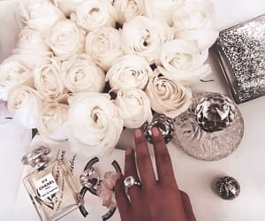 beauty, chanel, and glamour image
