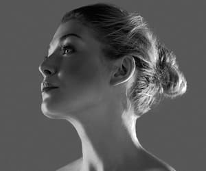 pretty, girl, and rosamund pike image
