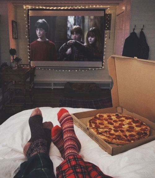 Movie Night Essentials On We Heart It-9521