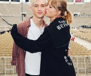 Taylor Swift, troye sivan, and Reputation image
