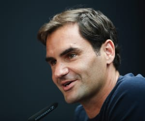 federer and tennis image