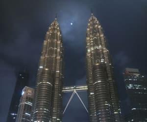 beautiful, buildings, and Kuala Lumpur image