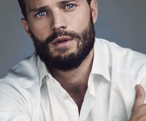 boy, Jamie Dornan, and christian grey image