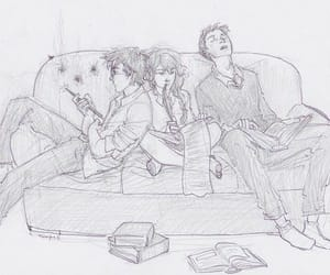 the golden trio image