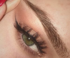 aesthetic, chanel, and green eyes image