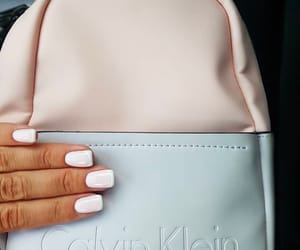 Calvin Klein, fashion, and nails image