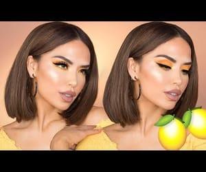 fun, summer, and makeup image