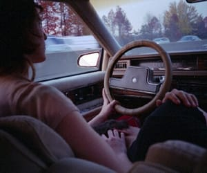 car, couple, and tumblr image