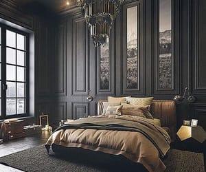 balck, beautiful, and decor ideas image